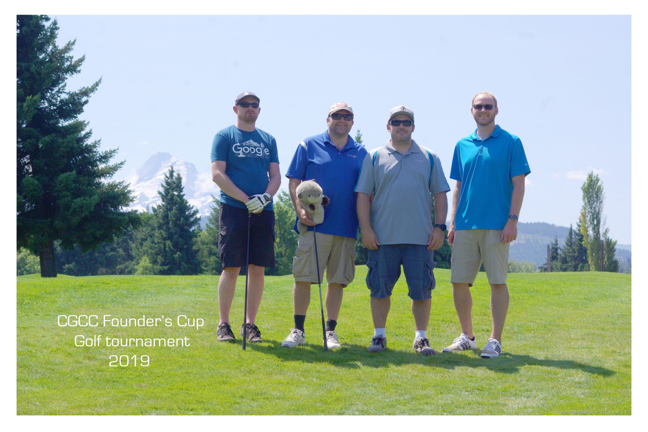 2019 CGCC Golf Tournament