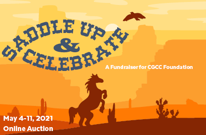 Saddle Up online dinner and auction